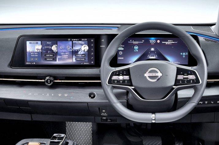 Nissan Ariya4