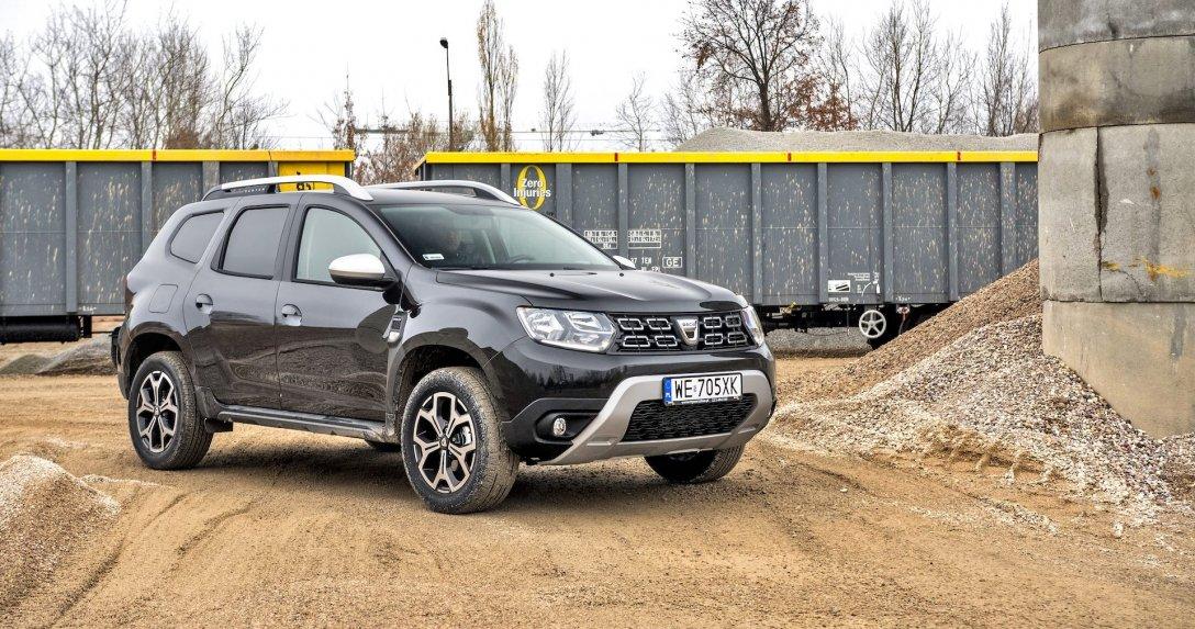 Dacia Duster 1.3 TCe 150 4WD