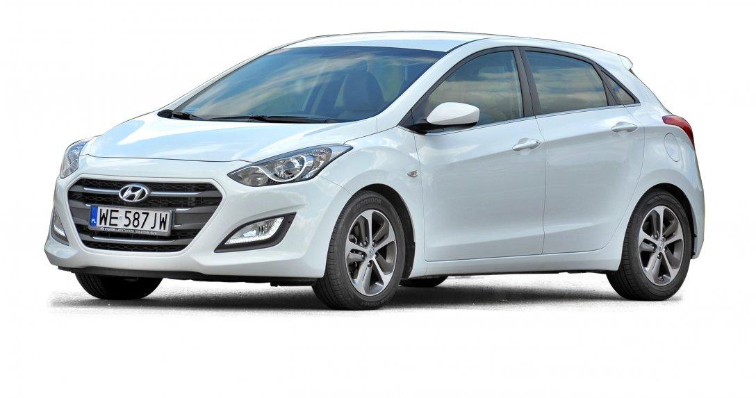 Hyundai i30 II (GD)