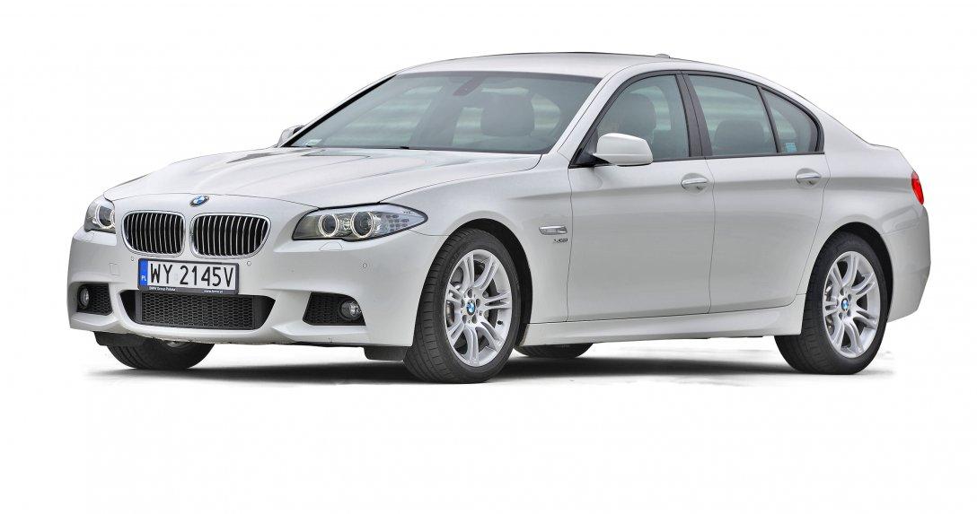 BMW serii 5 (F10/F11)