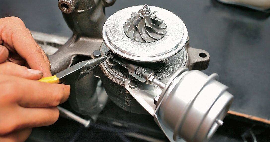 Regeneracja turbosprężarki wymaga doświadczenia, precyzji i korzystania z profesjonalnego sprzętu.