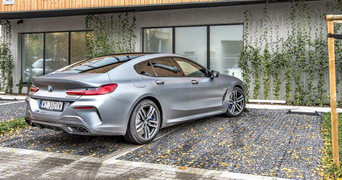 BMW 850i Gran Coupe