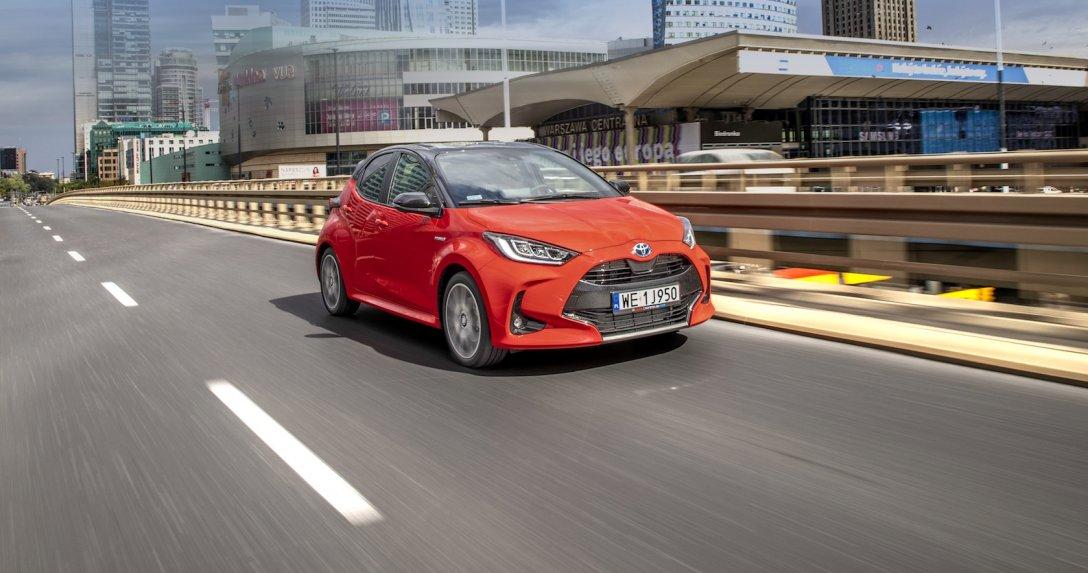 Toyota Yaris 1.5 Hybrid e-CVT