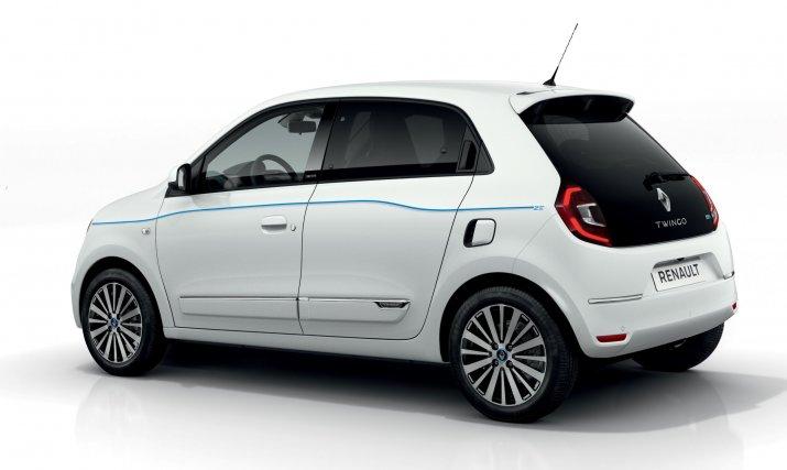 26-2020 - New Renault TWINGO Electric