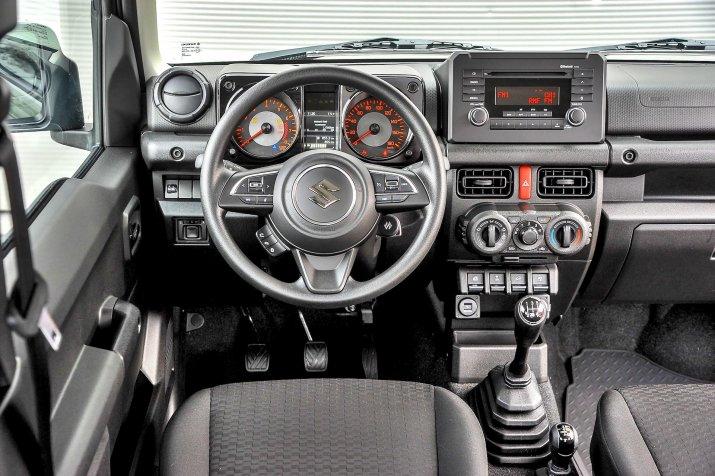 2018 Suzuki Jimny_08