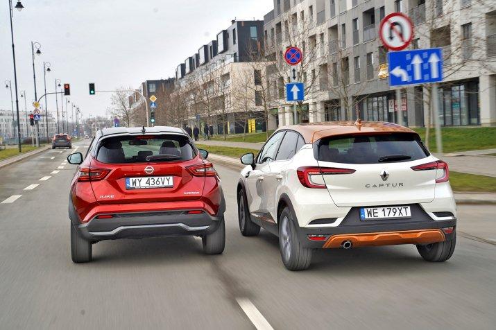 2020 Nissan Juke_Renault Captur_tyly