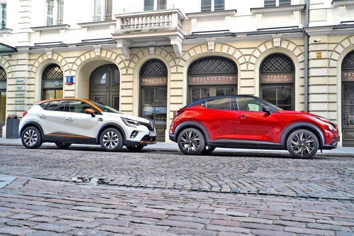 2020 Nissan Juke_Renault Captur_razem