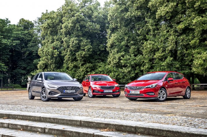 Hyundai i30_Opel Astra_Skoda Scala__razem