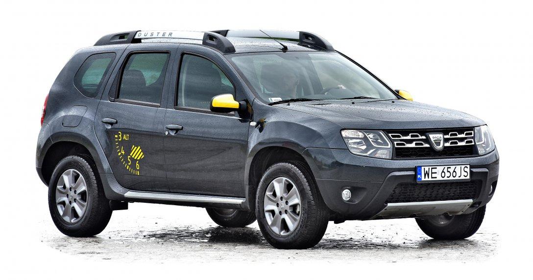 Dacia Duster I