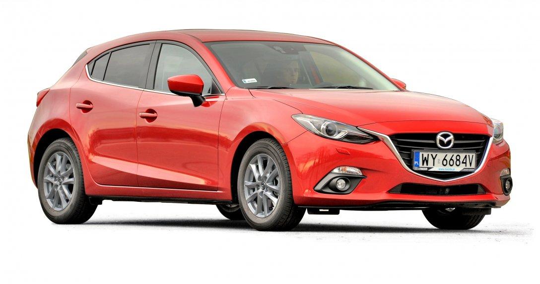 Mazda 3 III (BM)