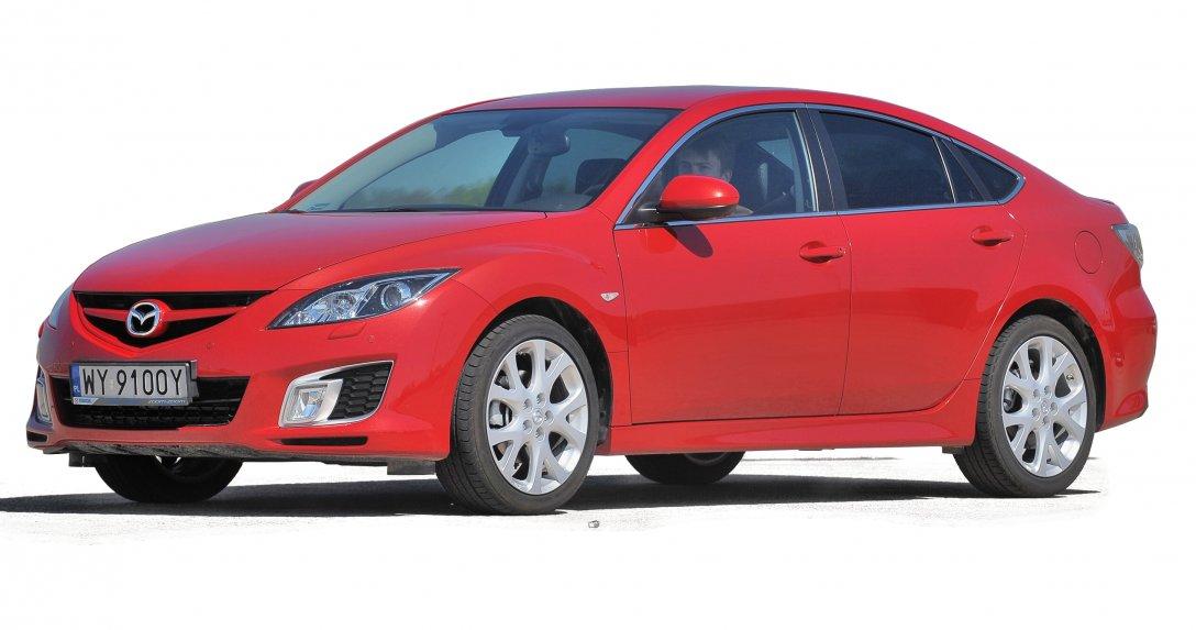 Mazda 6 II (GJ)