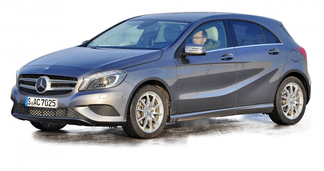 Mercedes klasy A (W176)