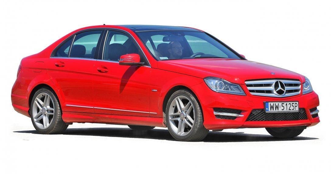 Mercedes klasy C (W204)