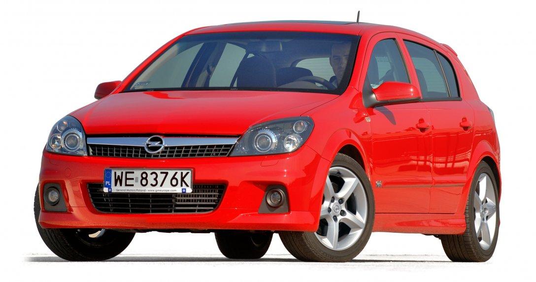 Opel Astra III (H)