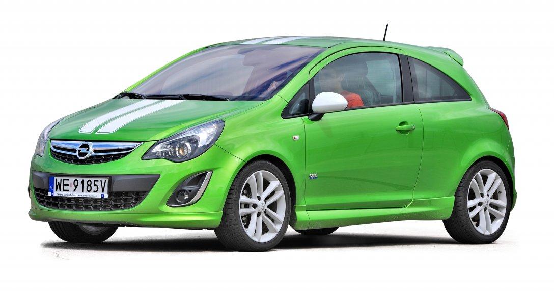 Opel Corsa IV (D)