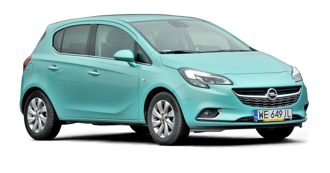 Opel Corsa V (E)