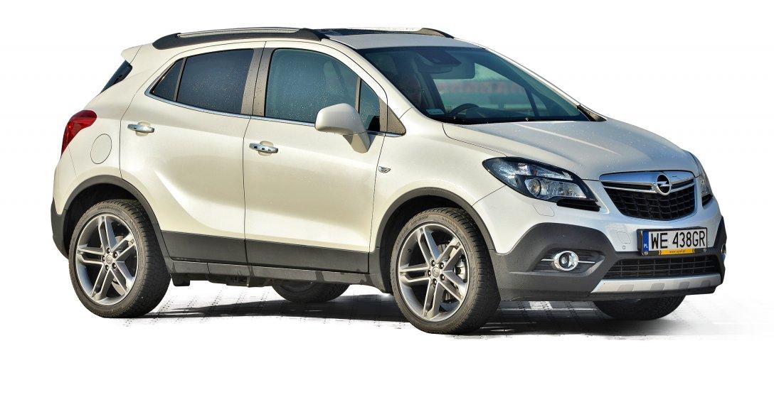 Opel Mokka I (A)