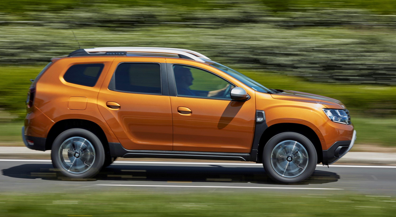 2020 - Dacia DUSTER ECO-G