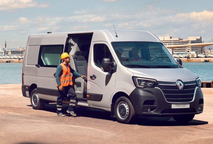 2019 - New Renault MASTER