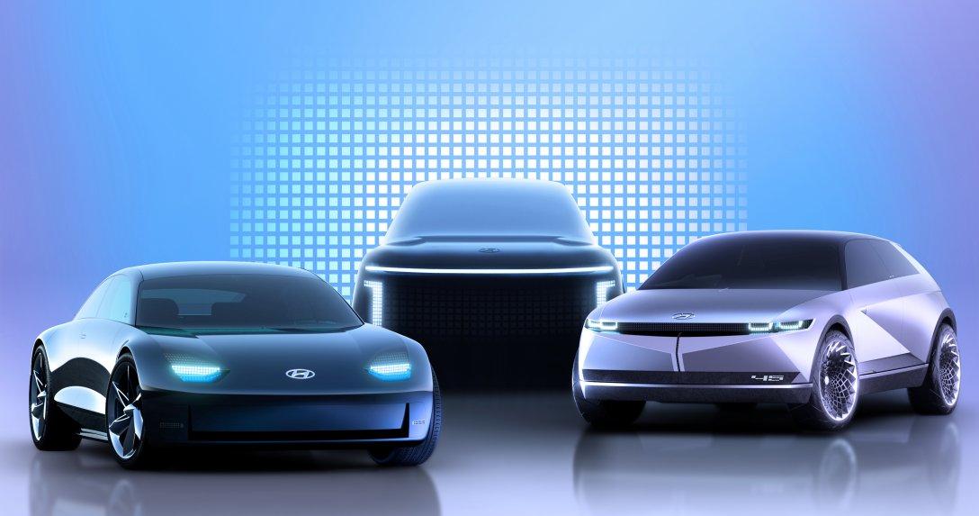 Nowa baza dla elektrycznych modeli koncernu Hyundai