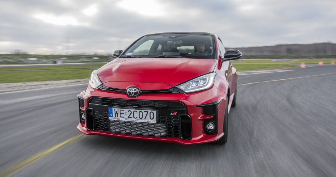 Toyota GR Yaris – test