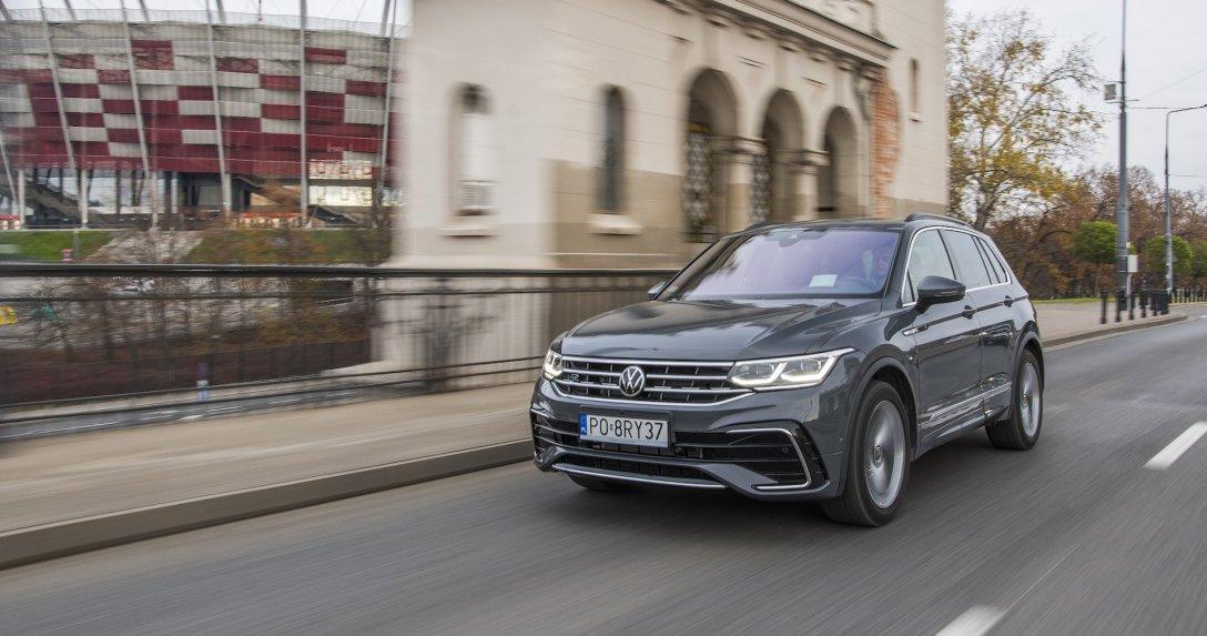 Nowy Volkswagen Tiguan – test