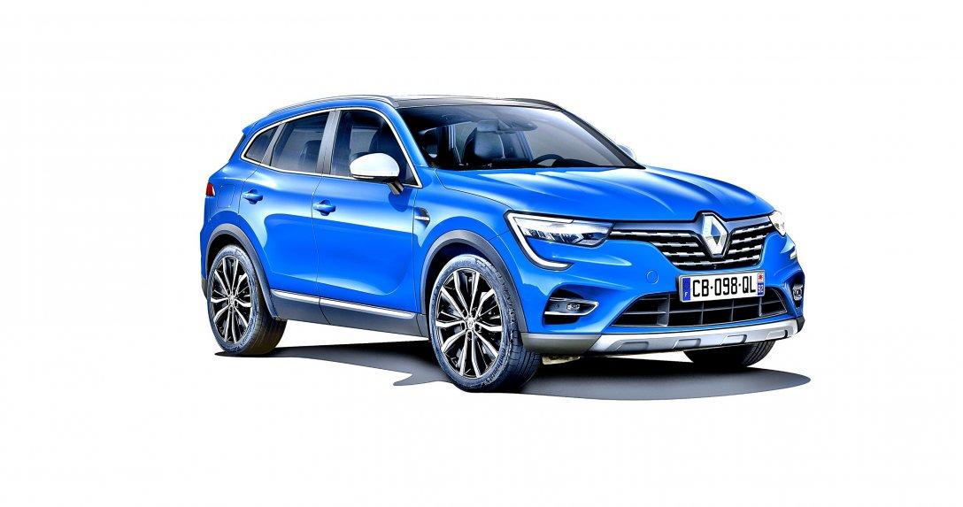 Tylko u nas francuski SUV na 2022 r. – Renault Kadjar II