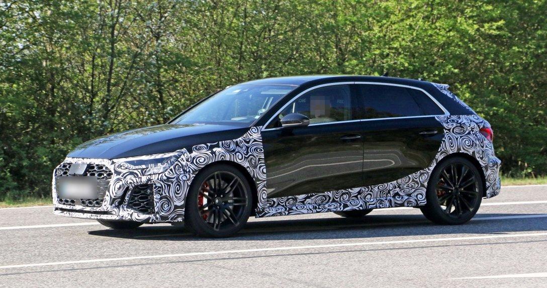 Jedno z najciekawszych aut w 2021 r. – Audi RS 3