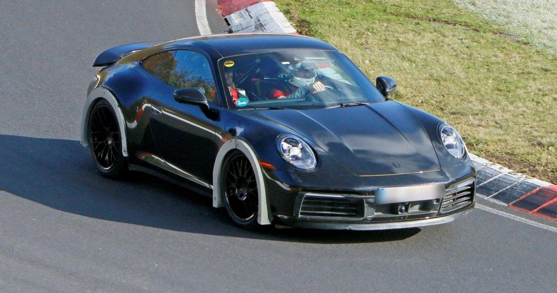 Nawiązanie do sukcesów Zasady – wysokie Porsche 911