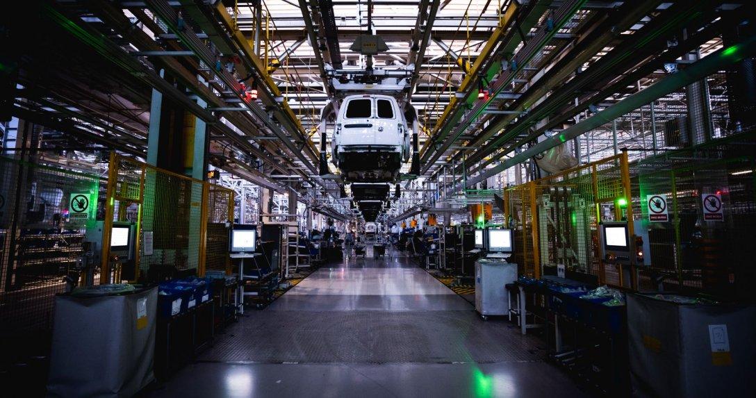 fabryka Volkswagena