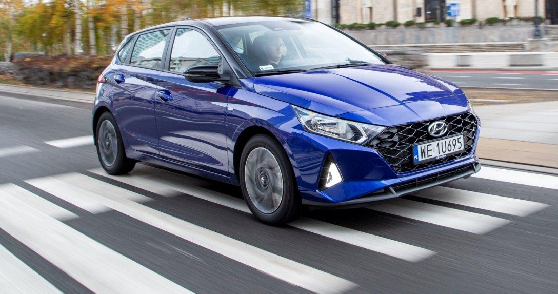 Hyundai i20 – test
