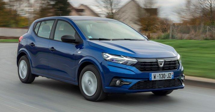 2020 - New Dacia SANDERO tests drive(3)