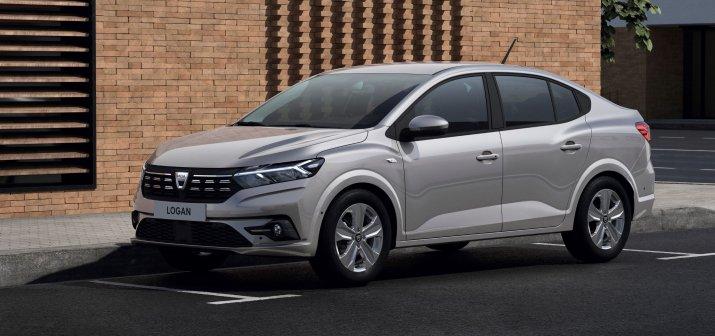 2020 - New Dacia LOGAN(1)