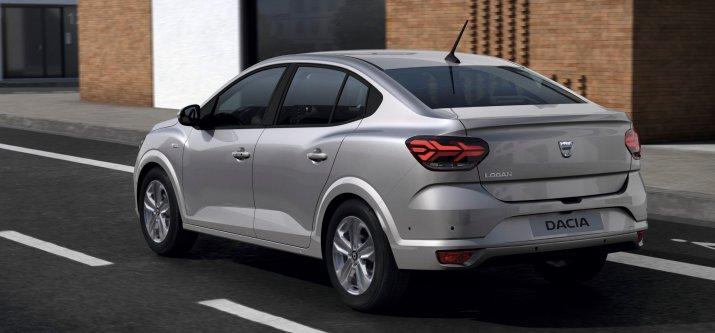 2020 - New Dacia LOGAN