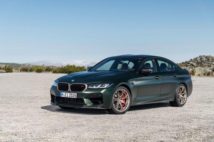 BMW5CSprzod