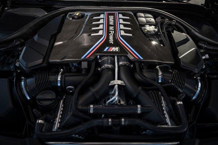 BMW5CSsilnik