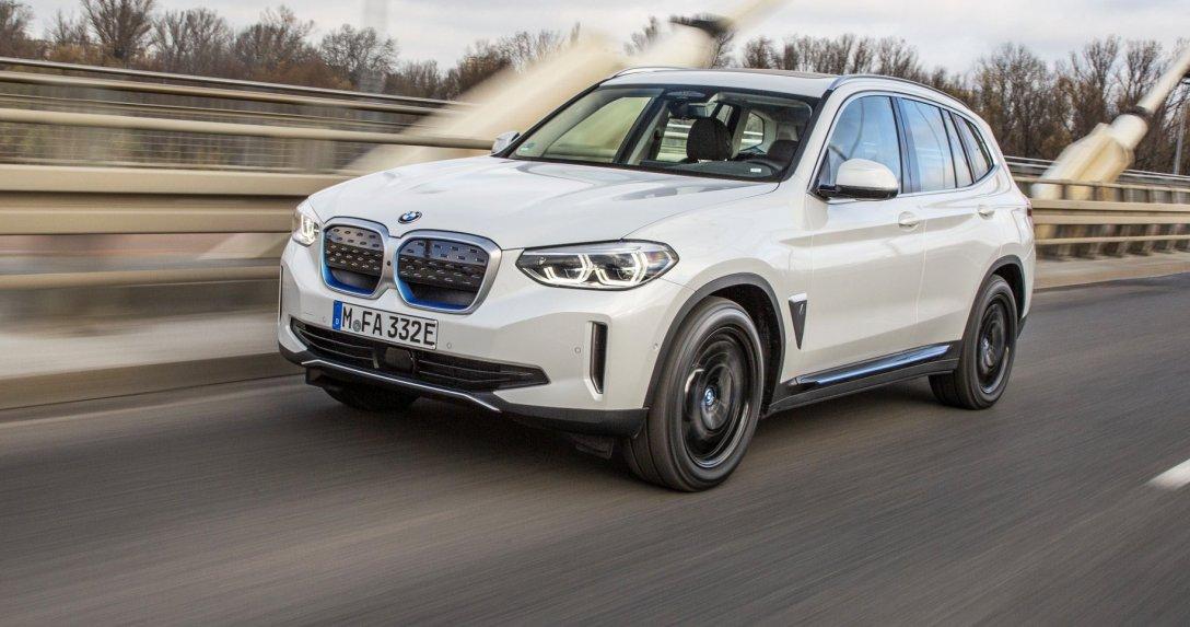 BMW iX3 – test