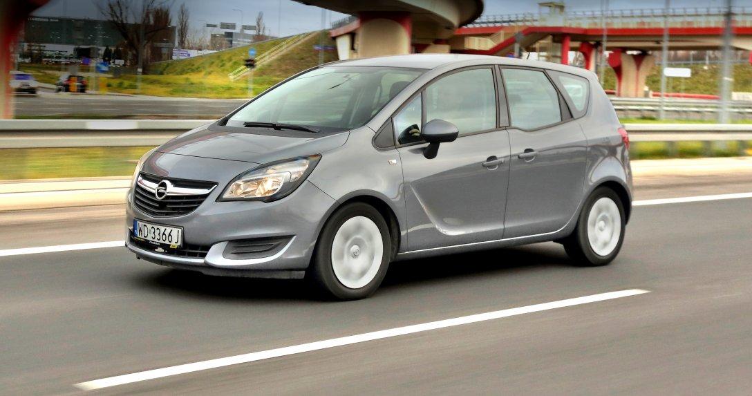 Używany Opel Meriva 1.4 Turbo LPG (2015) – test długodystansowy