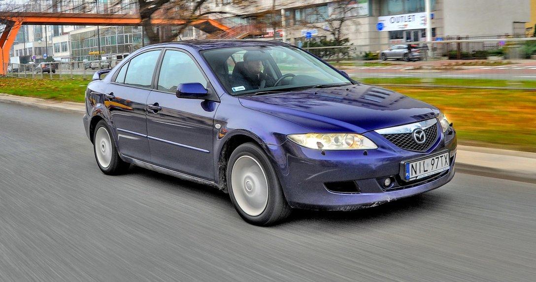 Używana Mazda 6 2.0 CiTD (2002) – test długodystansowy