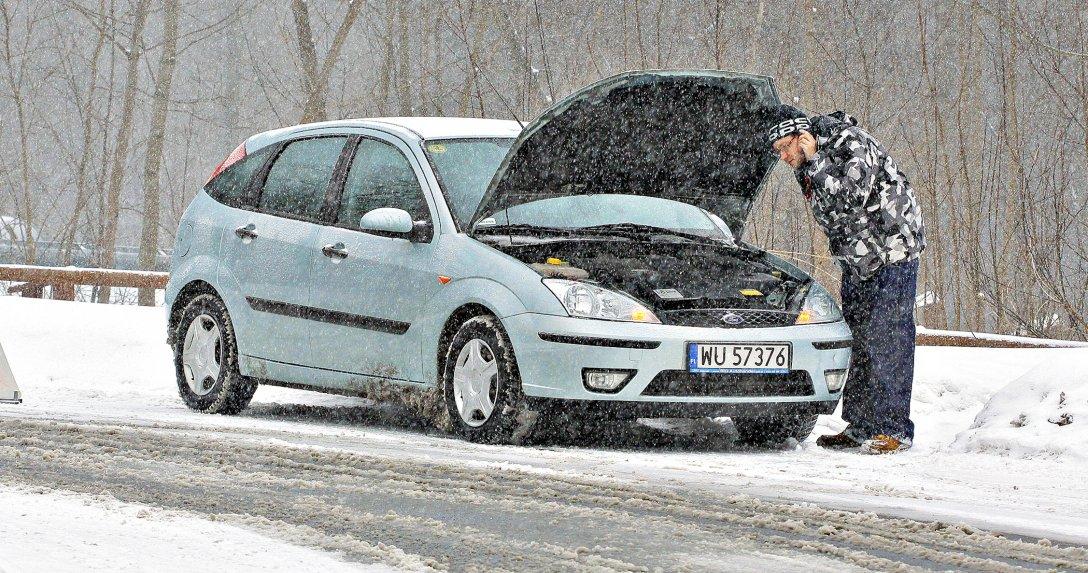 10 pytań dotyczących zimowej eksploatacji auta