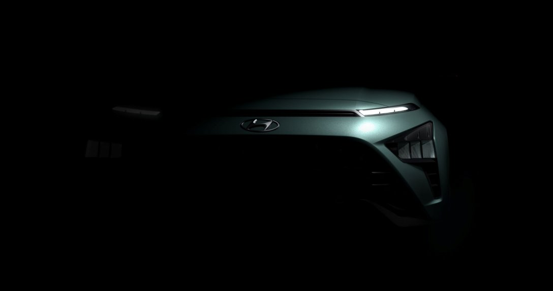 Najmniejszy SUV w gamie – Hyundai Bayon