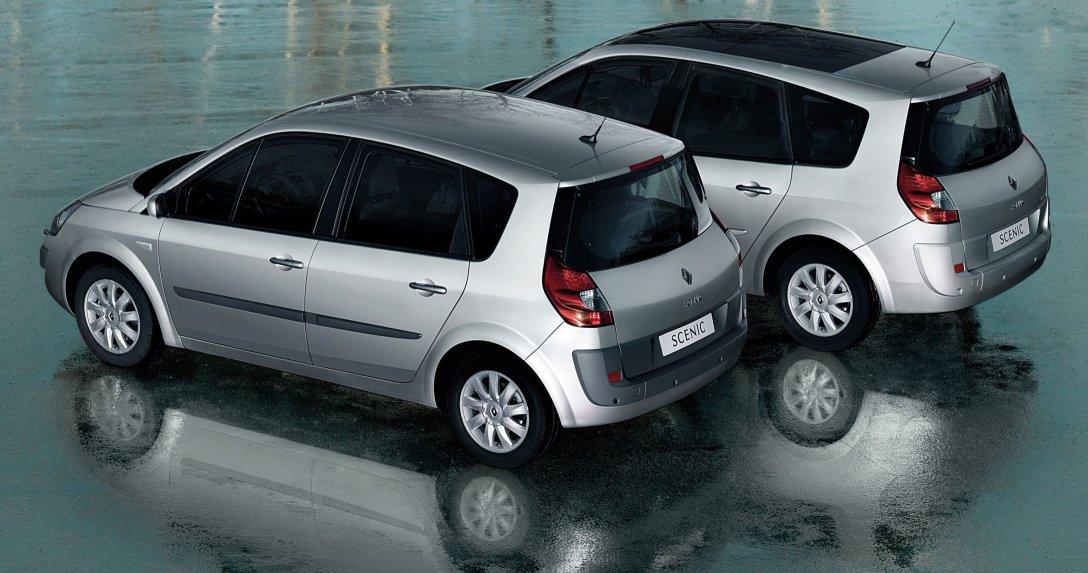 Jak się załamywał rynek minivanów w Europie