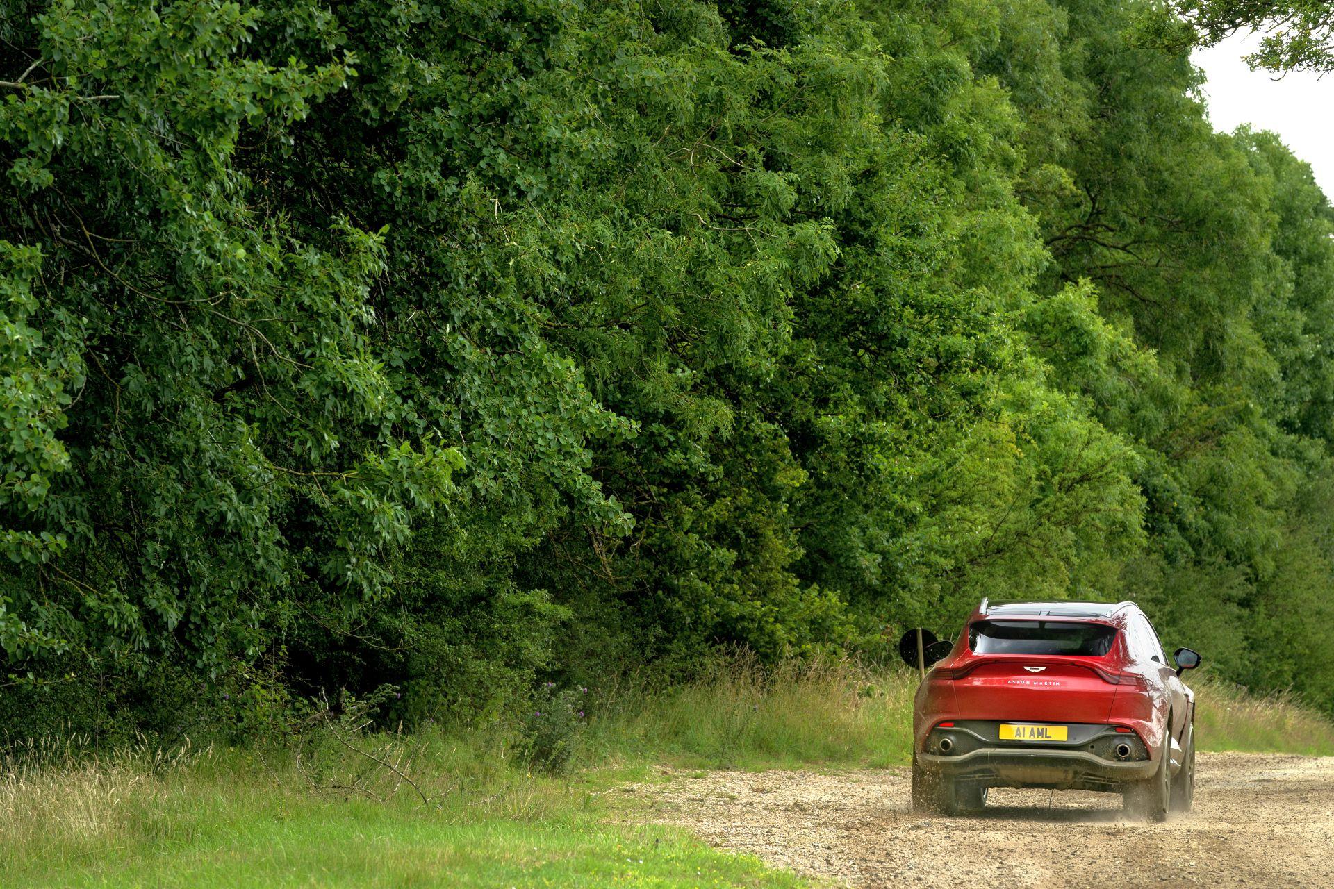 Aston Martin DBX (5)