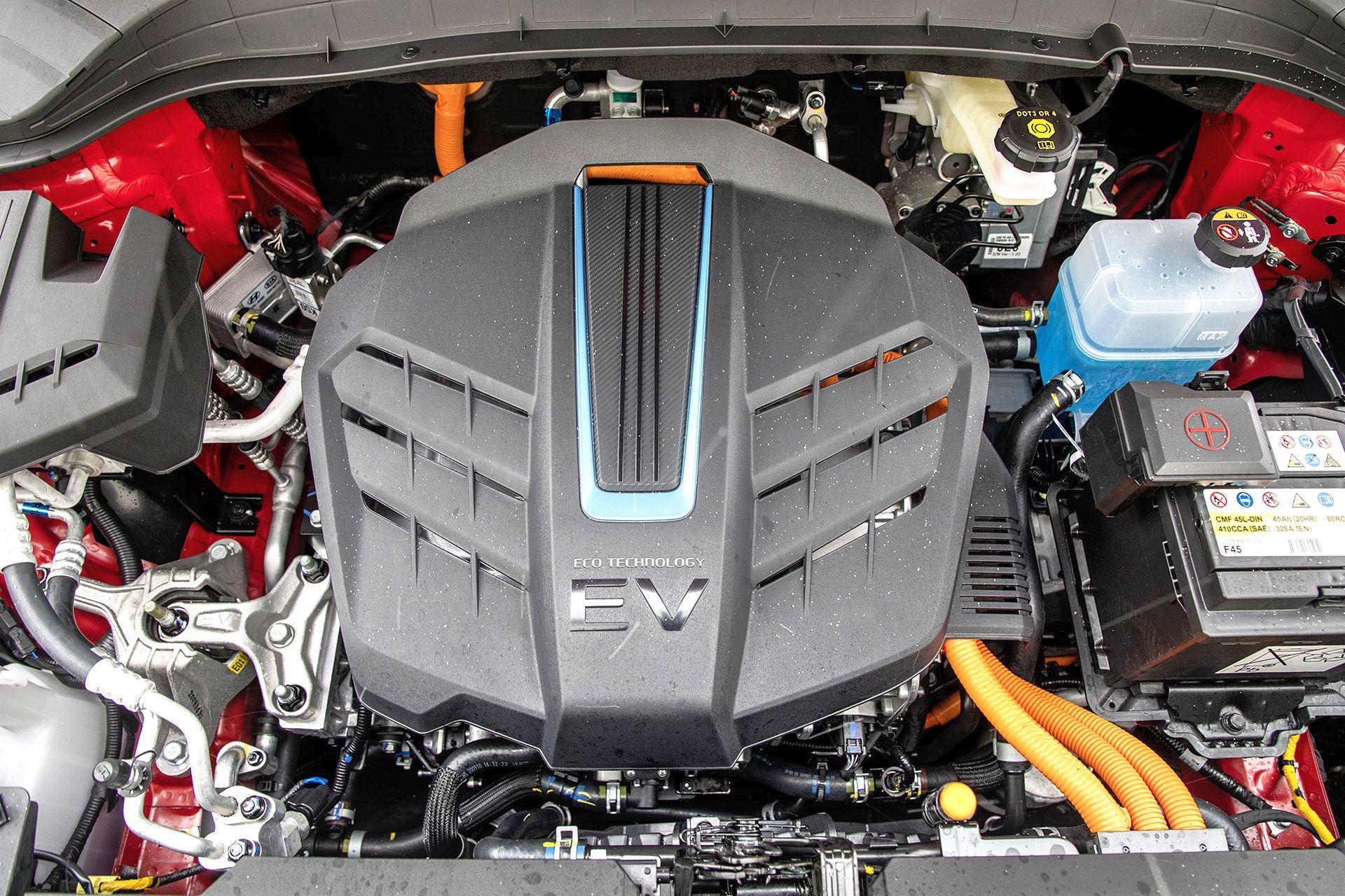 2021 Hyundai Kona electric 64 kWh (1)