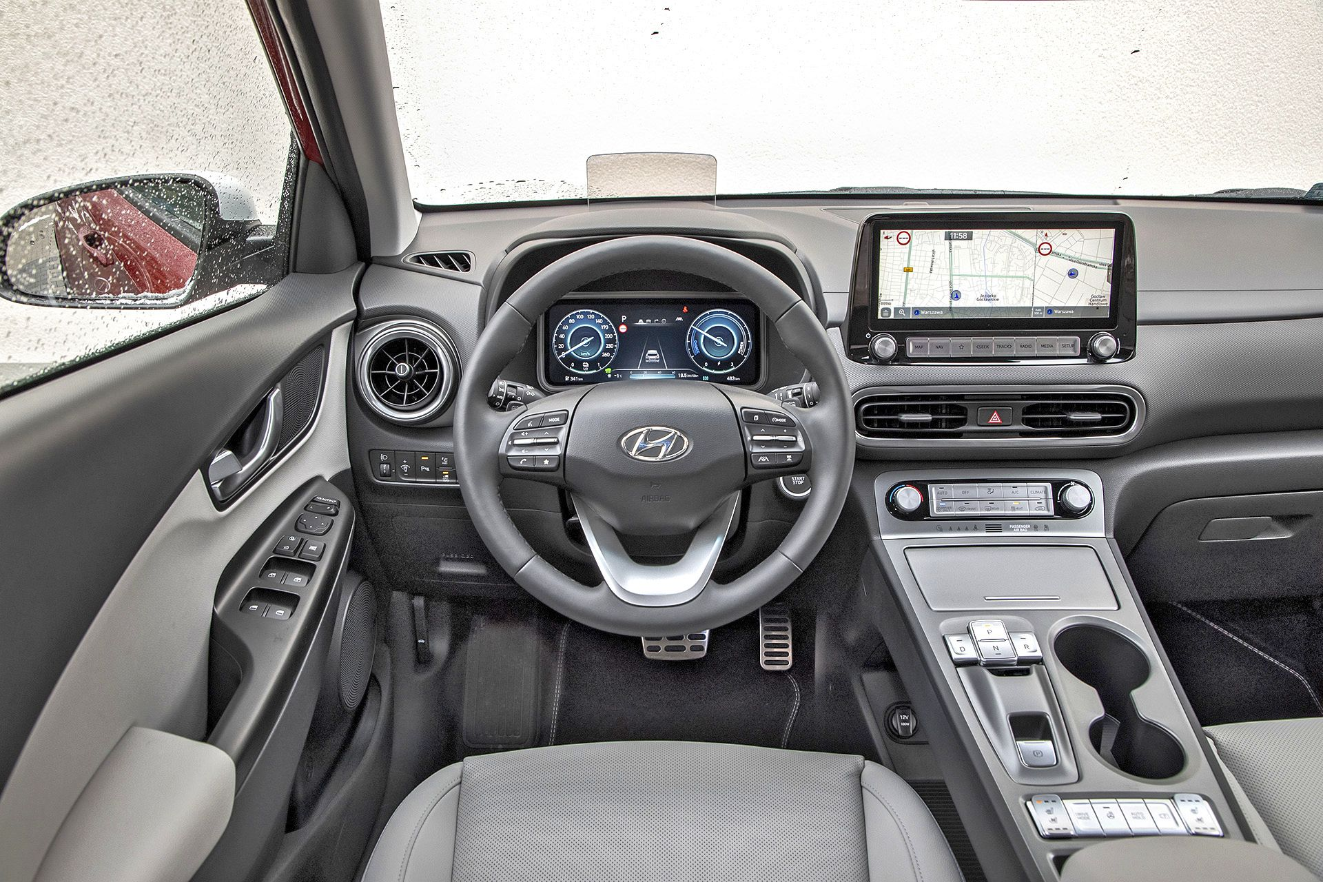 2021 Hyundai Kona electric 64 kWh (5)