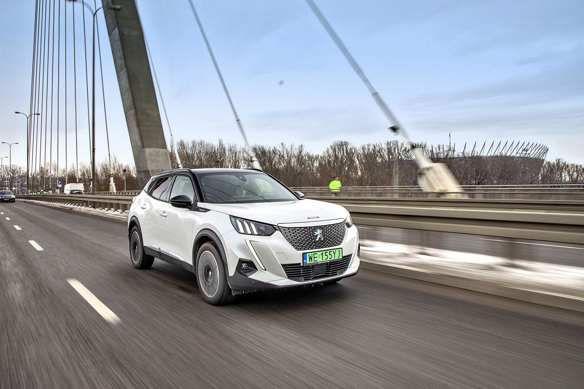 2021 Peugeot e-2008