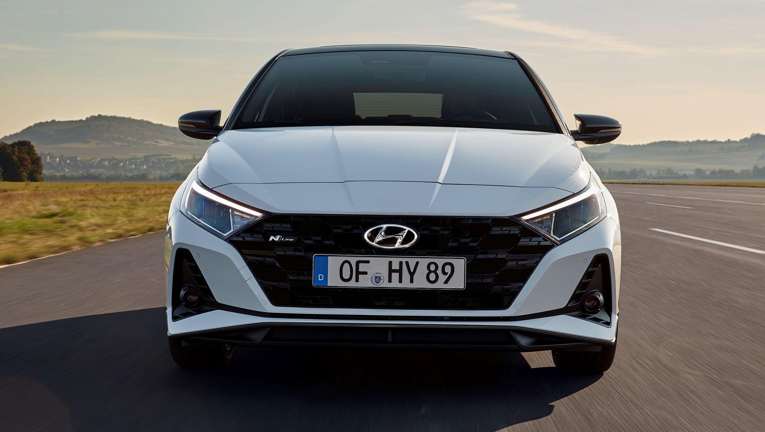 Hyundai i20 N Line (2)