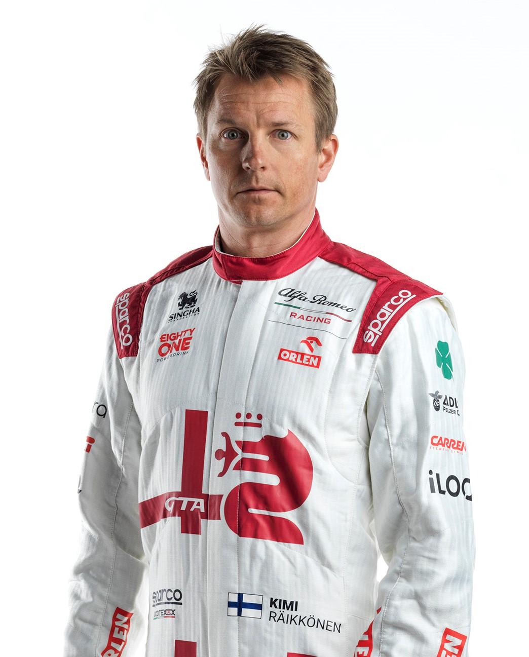 Kimi Räikkönen - Race Suit (1)