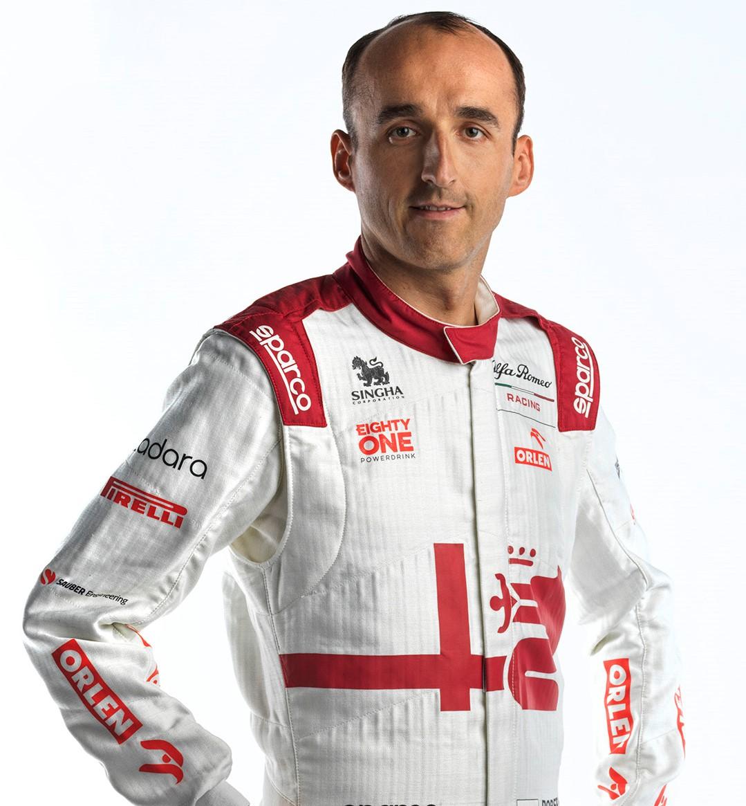Robert Kubica - Race Suit (2)