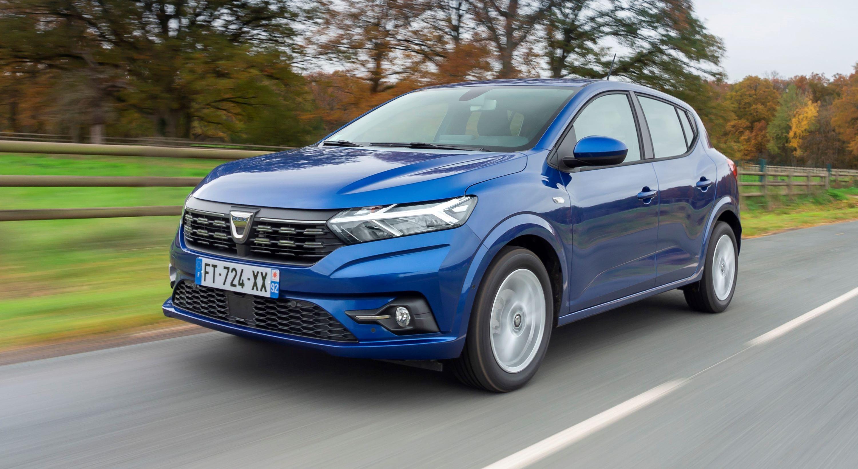 2020 - New Dacia SANDERO tests drive(2)